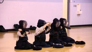 Kendo enfants à Montivilliers à partir de 7ans